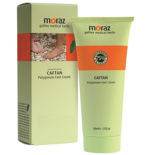 Herbal Foot Cream for Dry Skin by Moraz | 50 ml | For Treating the Intensive care for extremely dry feet, rough patches and cracked heels. Easy & Quick Absorption. Wonderful Fragrance