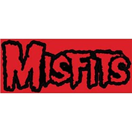 Free Shipping Misfits Music Band Vinyl Die Cut Car Decal Sticker