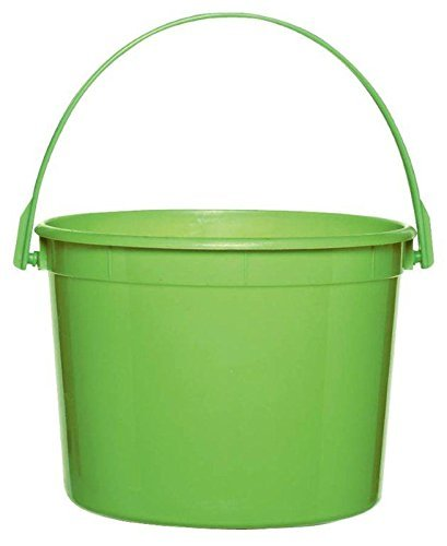 Kiwi Green Plastic Bucket -