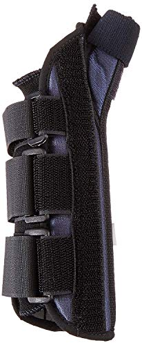 Sammons Preston Thumb Spica Wrist Brace, MC and CMC Joint Support and Stabilizer, Secure Brace and Splint for Thumb with Open Finger, Splint for Recovery, Therapy, Rehabilitation, Right, Large by Sammons Preston (Image #4)