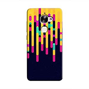 Cover It Up - Dripping Yellow Le 2Hard Case