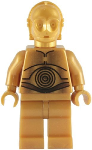 LEGO Star Wars: C-3PO Mini-Figurine