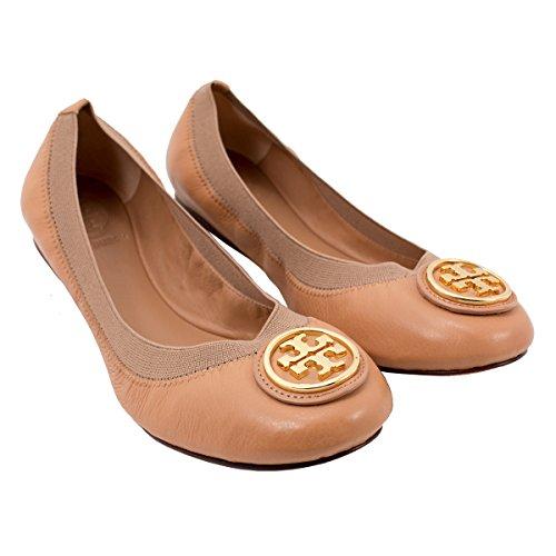 73805f24ad1 Tory Burch Shoes Flats Ballet Caroline Leather Elastic (7.5