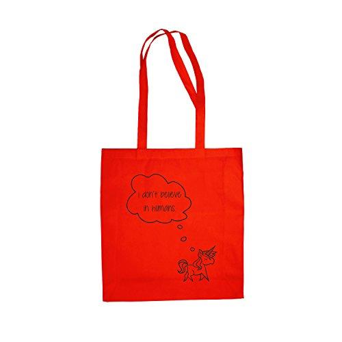 design sac Jutebeutel motif baby d courses de licorne I7Hq6nwaH