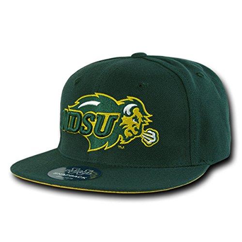 W REPUBLIC APPAREL Freshman Fitted Acrylic High Definition Cap, Green, 7.5 - Freshman Fitted Cap