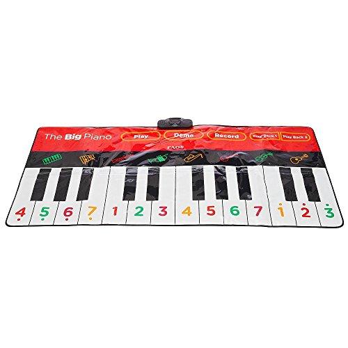 Fao Schwarz Big Piano Dance Mat Kids All Time Favorite