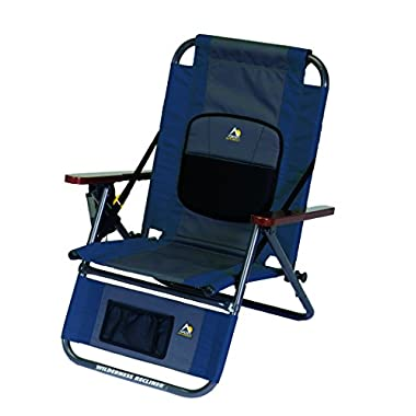 GCI Outdoor Wilderness Recliner, Midnight