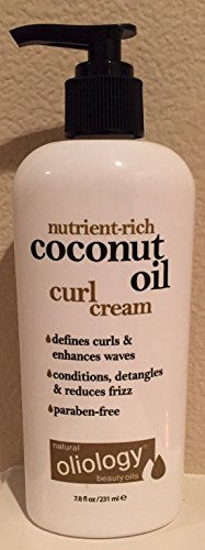 Oliology Coconut Oil Curl Cream product image