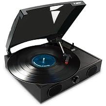 VIBE SOUND VS-2002-SPK USB Turntable with Built-In Speakers
