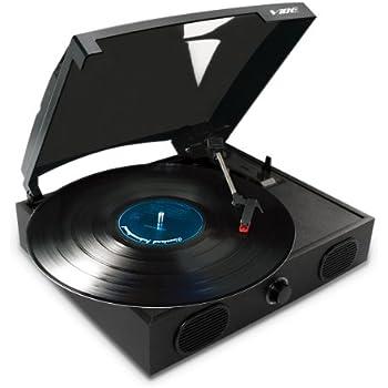Amazon.com: Vibe Sound VS2001USBT 2 Speed Turntable: Electronics
