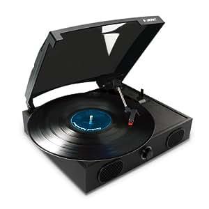 VIBE VS-2002-SPK USB Turntable with Built-In Speakers