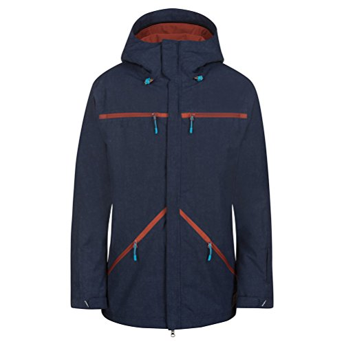 ONeill Quest Snowboard Jacket Mens