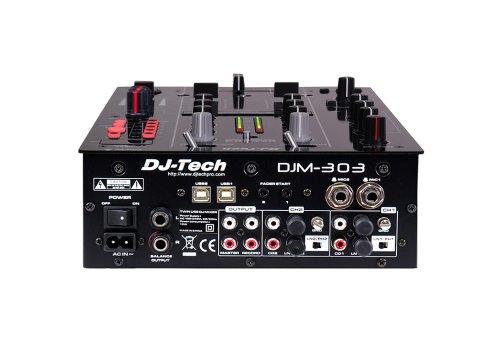 DJTECH DJM303 DJ Mixer