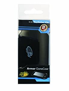 Mad Catz - Carcasa Rígida Armor Play, Color Negro (PS Vita)