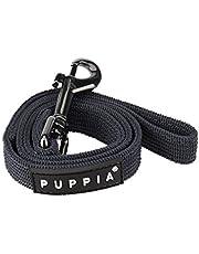 Puppia Soft Two-Tone Dog Lead, Grey