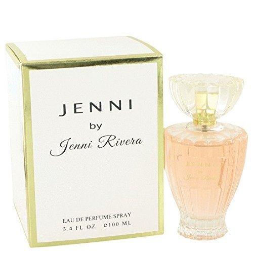 JENNI by Jenni Rivera 3.4 Ounce / 100 ml Eau de Parfum (EDP) Women Perfume Spray