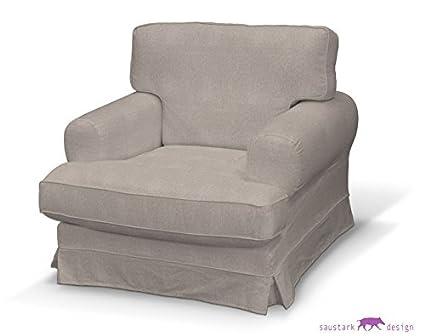 Saustark Design Sylt Gris Topo Funda para sillón para IKEA ...