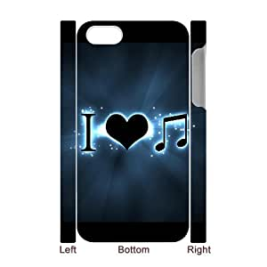 YCHZH Phone case Of Dynamic Music Cover Case For Iphone 5C