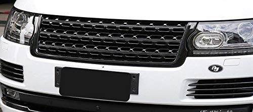 Rc Trading Range Rover 2013 2014 2015 2016 2017 Model L405 Front Gloss Black Grille Grill Nb2