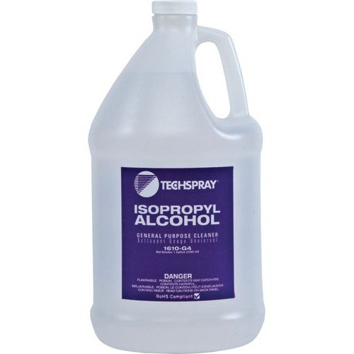 TECHSPRAY 1610-G4 GEN PURPOSE IPA CLEANER, CONTAINER, 4GAL by Tech Spray