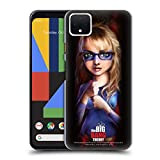 Official The Big Bang Theory Bernadette Rostenkowski Caricature Hard Back Case Compatible for Google Pixel 4 XL