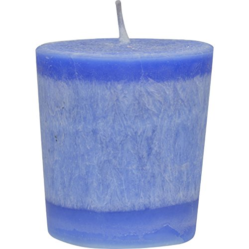 Aloha Bay Votive Eco Palm Wax Candle, Holy (Aloha Lounge)