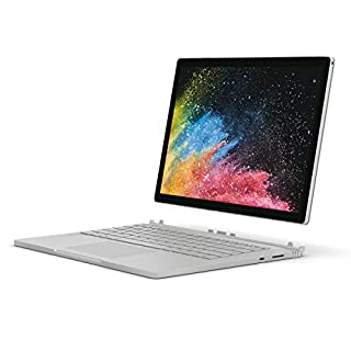 "Microsoft 13.5"" Surface Book 2 (Intel Core i7, 8GB Ram, 256GB) - HN4-00001, Silver (B076J5Y9Y1) 
