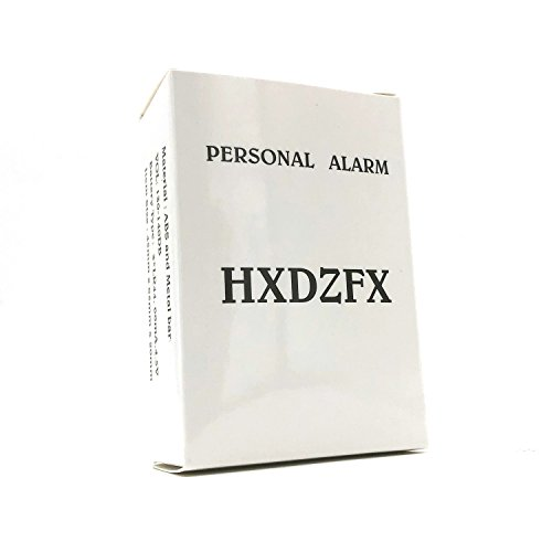 HXDZFX Emergency Personal Alarm,140DB Self-Defense Electronic Device Security Alarm Keychain With LED Light for Women Kids Girls Elderly Safety - 3 Pack by HXDZFX (Image #6)