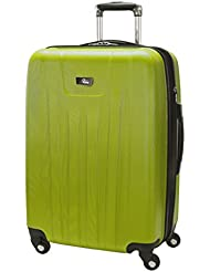 Skyway Nimbus 2.0 24-Inch 4 Wheel Expandable Upright, Apple Green, One Size