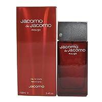 Jacomo de Jacomo Rouge Eau de Toilette Vaporisateur 100 ml