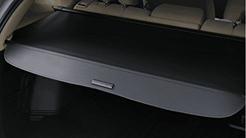 Kaungka Updated Version:Cargo Security Rear Trunk Cover Retractable for 10-12 Lexus Rx270 Rx350 Rx450H Cargo Cover Black by (There is no gap between the back seats and the trunk cover) (Cargo Prius Cover)