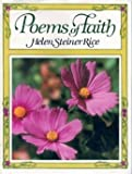 Helen Steiner Rice's Poems of Faith, Rice, Helen Steiner, 0899520812