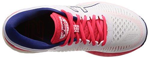 kayano Para De blanco Gel Mujer 25 Asics Zapatillas Running Blanco AxqC75