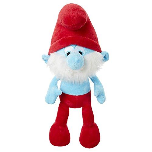 Smurfs The Lost Village Movie Jumbo Papa Smurf - Smurf Toys Plush