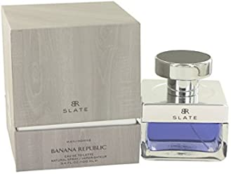 Banana Republic Slate by Banana Republic For Men. Eau De Toilette Spray 3.4-Ounces