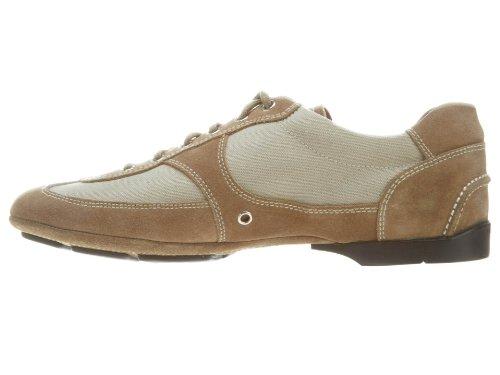 Prada Suede Sneaker Heren Woestijn
