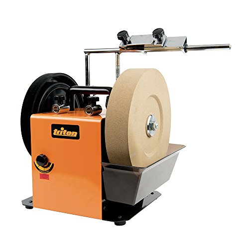 Triton TWSS10 - 120W 230/250mm Whetstone Sharpener 230V