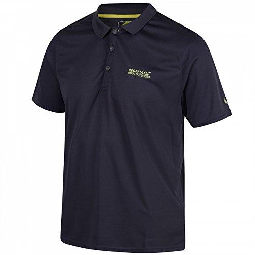 Regatta Mens Maverick IV T-Shirt Seal Grey M