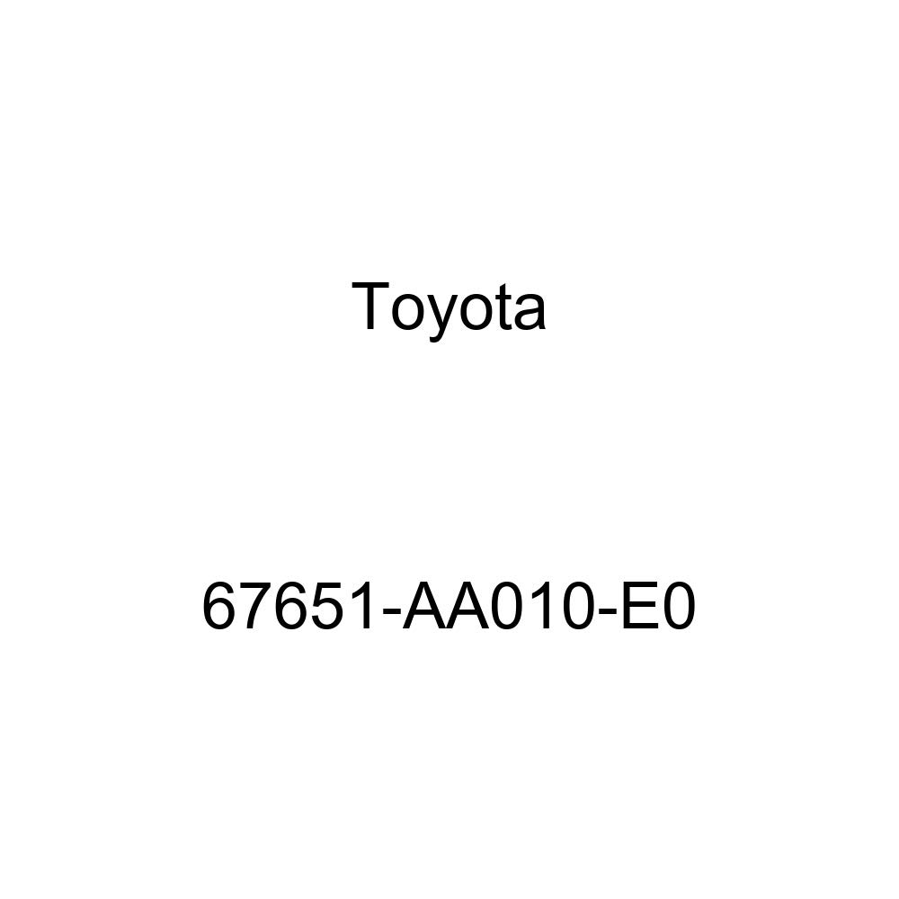 Toyota 67651-AA010-E0 Speaker Grille