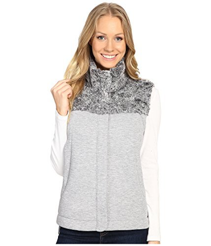 The North Face Women's Hybrination Neo Thermal Vest TNF Light Grey Heather (Prior Season) Small