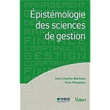 Epistemologie sciences gestion
