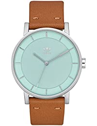 Watches District_L1. Genuine Leather Strap Watch, 20mm...