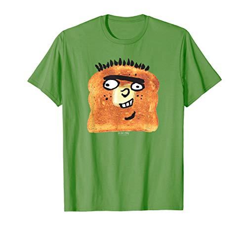 Ed, Edd n Eddy Ed Toast T-Shirt
