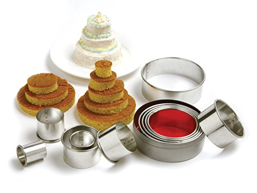 Round Cookie Biscuit Pastry Cutters Set Of - Union Hours Buy Best Square