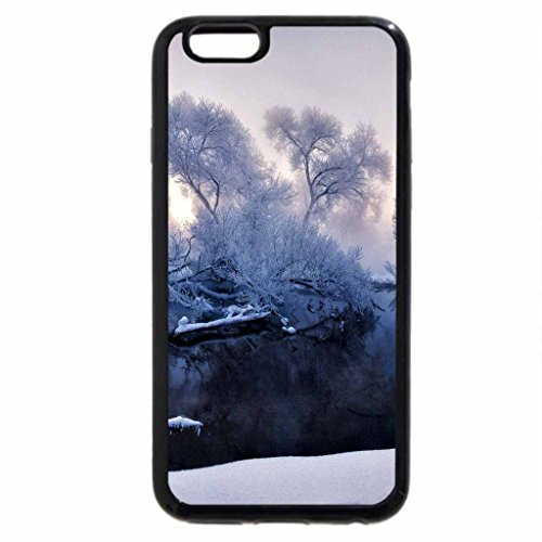 iPhone 6S / iPhone 6 Case (Black) w bieli