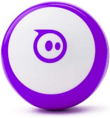 Ages 8 STEM Learning and Coding Toy App-Controlled Robotic Ball Sphero M001PURW Mini Purple