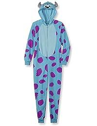 Womens One Piece Pajama Set Union Suit Sleepwear