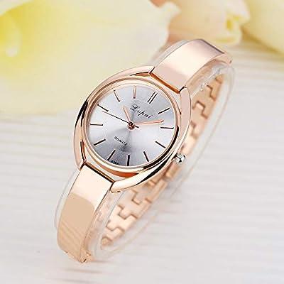 Mit Zifferblatt Uhr Marmor Armband Bainuojia Damen Milanaise F3TK1Jcl