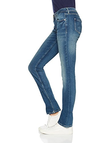 Stretch Sandy Donna Rise 911 Blau royal Tommy Blue Rbst Straight Mid jeans 6I4W7HqvZ