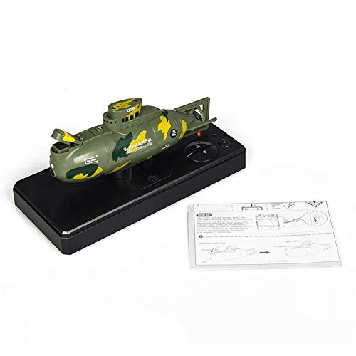 Mini U-Boot Kinder Wasserspielzeug Wiederaufladbare Simulation Militär Submarine